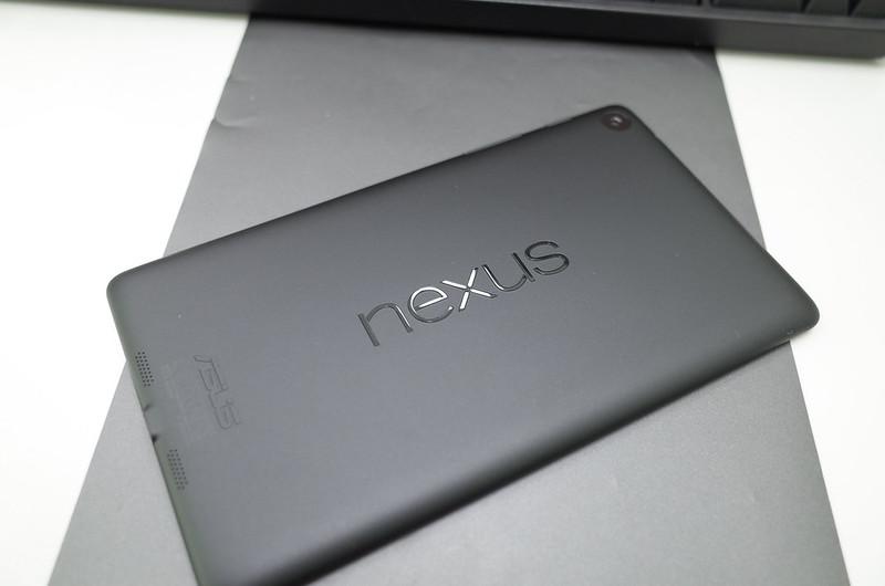 無人品的nexus7 2013