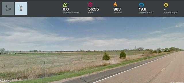 Virtually Biking Across America - Day 67