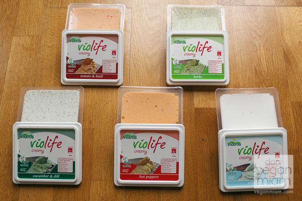 Violife Creamy Spreads