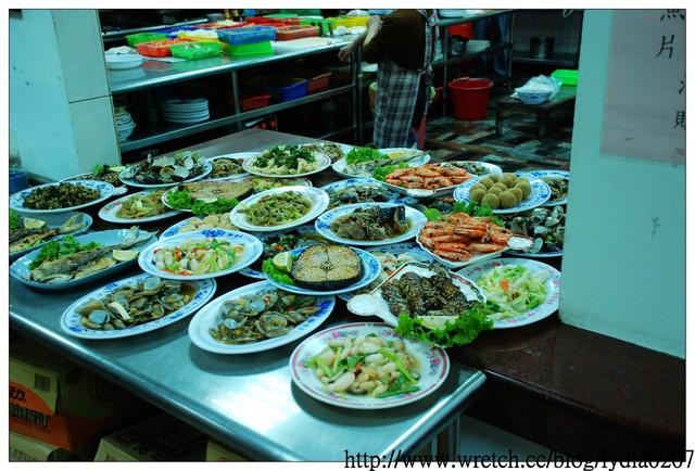 【食記】台南˙七股安哥海產@ 尋找幸福的密碼SINCE 2005 :: 痞 ...