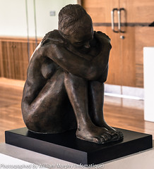 If I Were By Cynthia Moran Killeavy - Sculpture In Context 2013