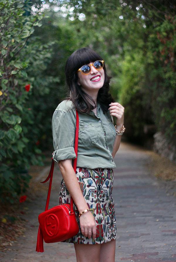 בלוג אופנה, תיק גוצ'י, תיקי מעצבים, אפונה בלוג אופנה, isaeli fashion blog, gucci disco bag