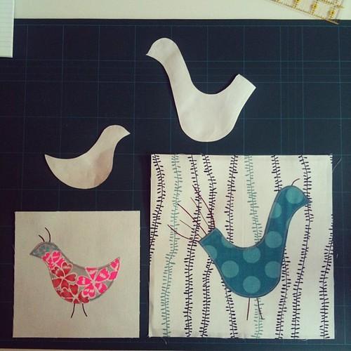Little Bird and Dilly Bird #pennysampler