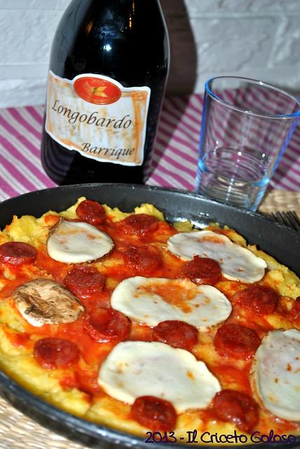 Pizza di polenta e bufala affumicata (5)