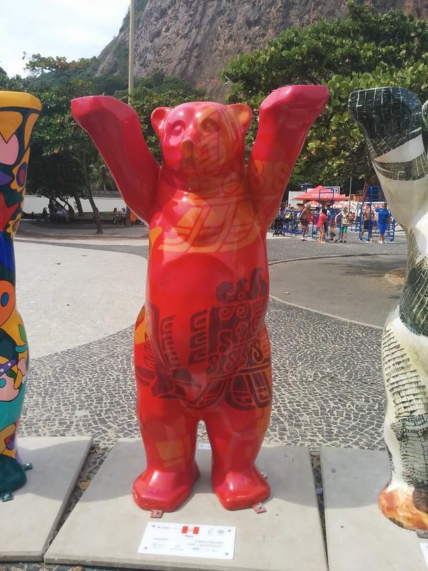 United Buddy Bears, Rio de Janeiro, maio de 2014