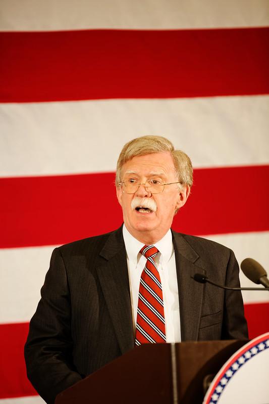 Ambassador John Bolton at #FITN in Nashua, NH