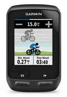 Garmin Edge 510 GPS Bike Computer with Heart Rate Monitor and GSC 10 Speed/Cadence Sensor
