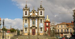 Baroque church of Saint Ildefonso, Porto
