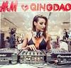 DJ Luana at H&M opening