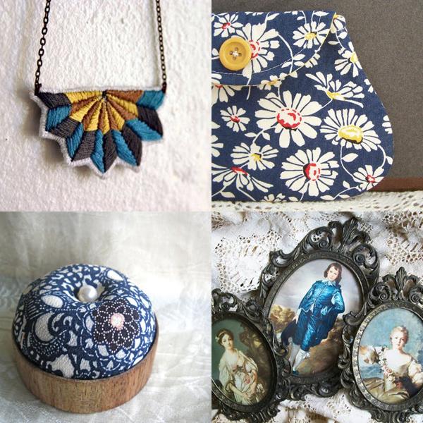 Five 'indigo' things I'm loving right now | Emma Lamb