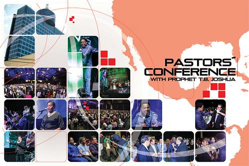 Pastors Conference with Prophet T.B. Joshua