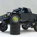 Lego Technic BJ Baldwin Trophy Truck by private miguev