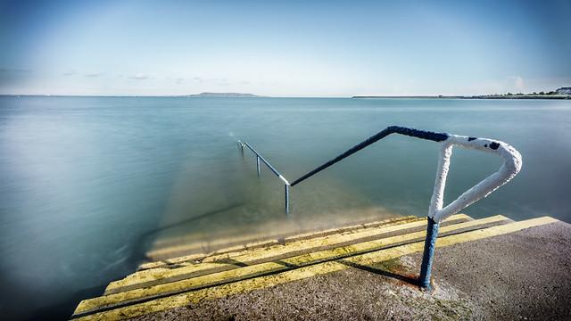 Seapoint, Dublin, Ireland - Seascape photography