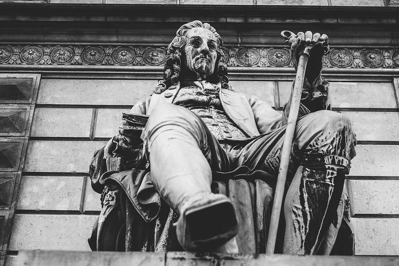 Statue in Copenhagen