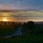 Slingsby Bank Sunset 2015-05-23