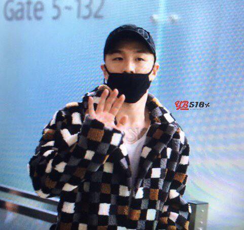 Taeyang Seoul to Hawwaii 2016-10-22 (7)