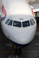 British Airways Airbus A320-232 G-EUUH