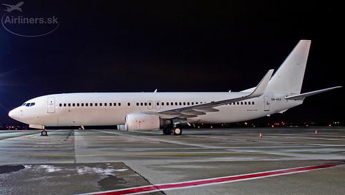 OM-HEX AirExplore Boeing 737-81Q(WL)