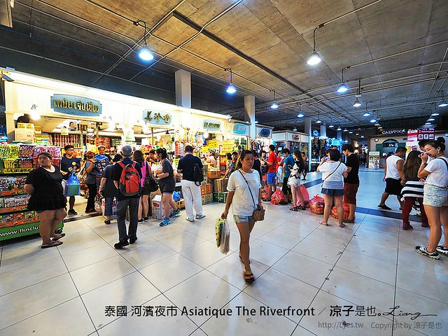 泰國 河濱夜市 Asiatique The Riverfront 83