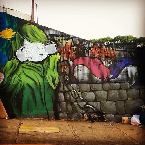#wallofstreet THANKS!!! @fran_leuche @laribovo @ziongraffiti e equipe 🙏🙏🙏#apucarana