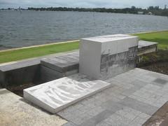 Crawley Baths Monument