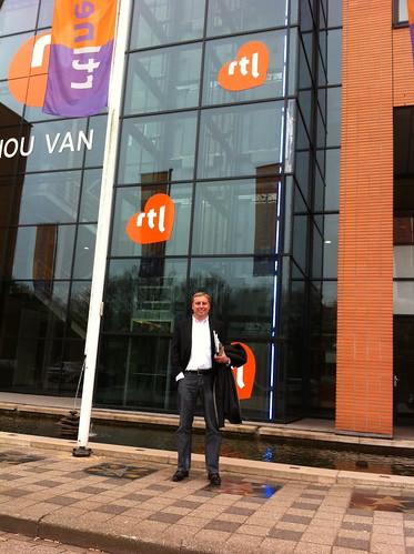 RTL headquarters in Mediapark Hilversum