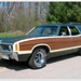 1971 Ford Country  Squire Station Wagon