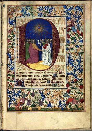 014-Book of Hours -GKS 1610 4º-Det Kongelige Bibliotek