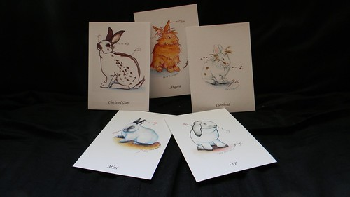 Bunny Breed Cards