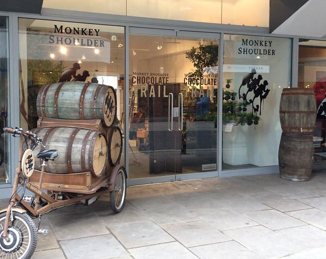 Monkey Shoulder Chocolate Trail