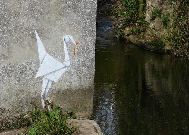 25831 - Banksy, Lyme Regis
