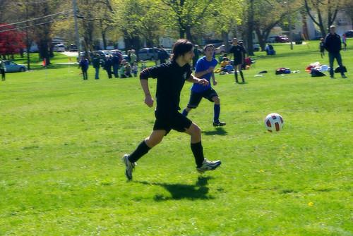 Soccer gabe