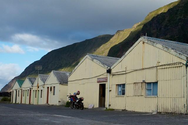 Supermarket, Tristan da Cunha