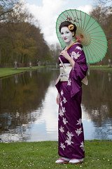 2012-04-21 Elf Fantasy Fair, edition Haarzuilens 2012, Geisha Koyoshi, Hilke
