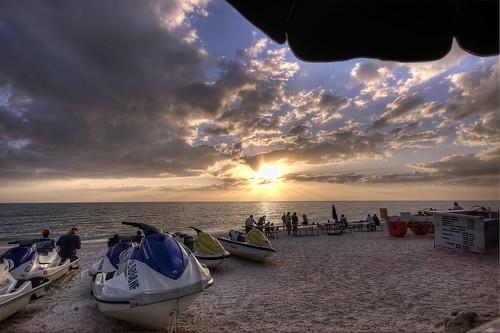 travel sunset usa gulfofmexico photography florida hdr waverunner bonitasprings nikond90 docsbeachhouse