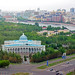 Saltanat Saray and city view, Astana, Kazakhstan, May 16, 2012