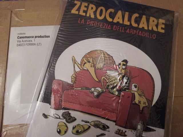 ZeroCalcare - La Profezia dell'Armadillo