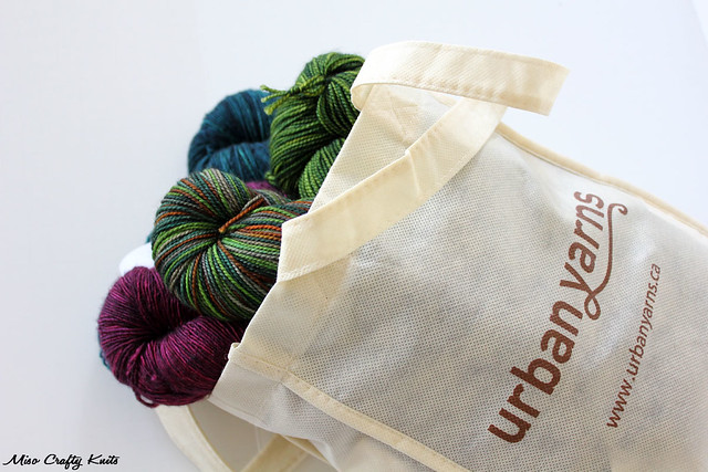Urban Yarns - Bag of Yarn