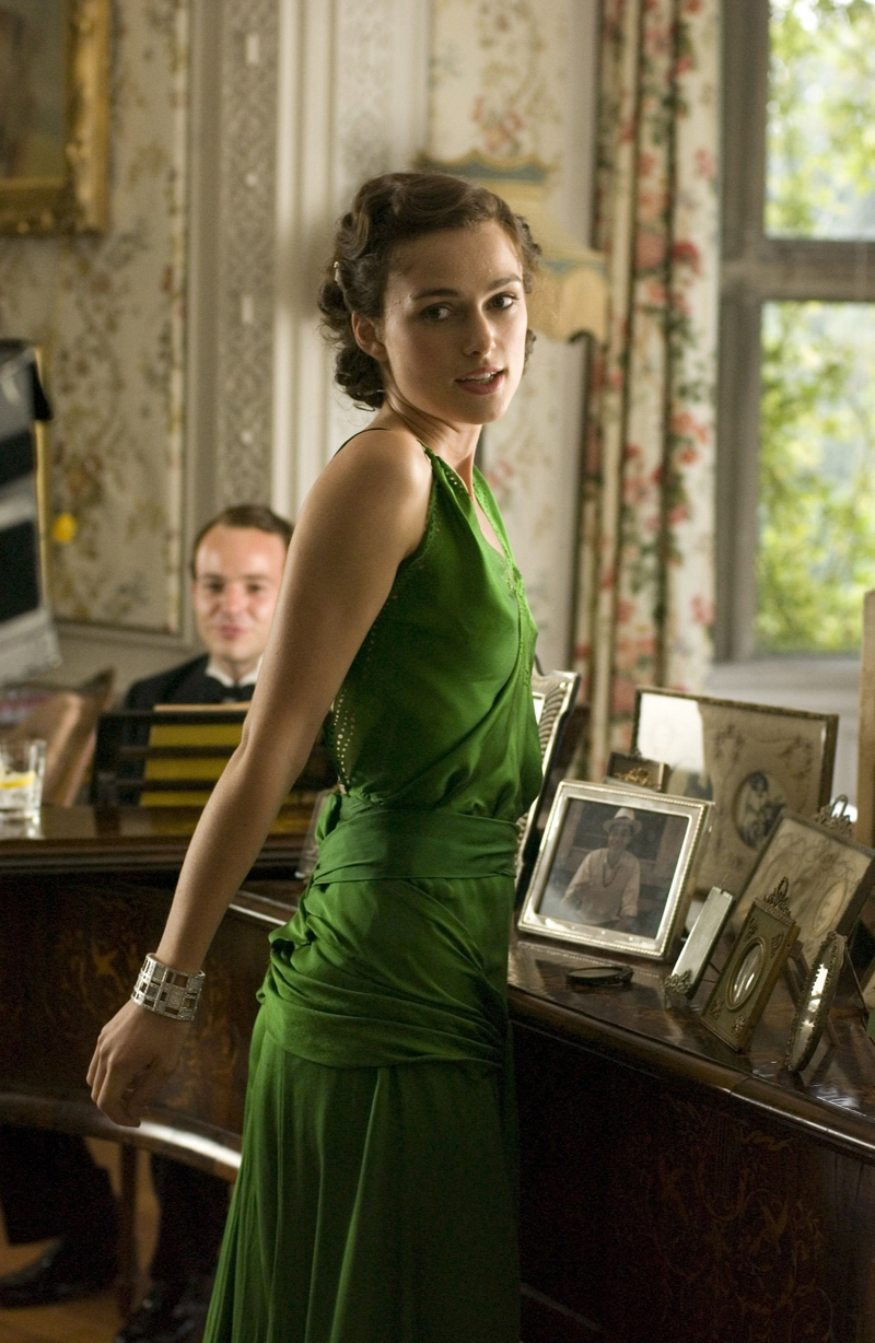 Sew Iconic - Keira Knightley in Atonement