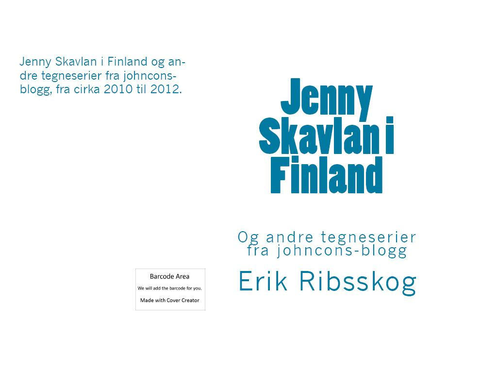jenny finland cover