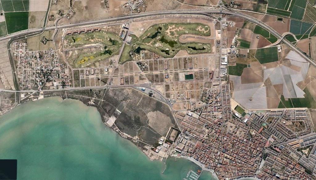 alcazares, murcia, región, costa, murciana, murciano, después, desastre, urbanístico, planeamiento, urbano, urbanismo, construcción