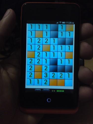 Minesweeper @ Keon
