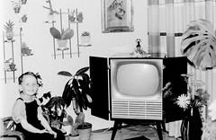 Erster SW TV 1- 60er Jahre