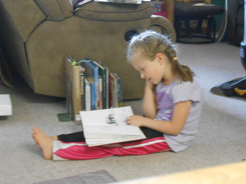Reading- Billy and Blaze