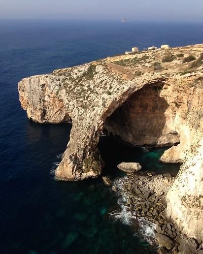 malta grotta azzurra