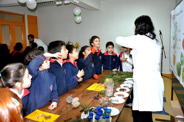 Actividad organizada por Laboratorio de Biología Molecular, Departamento de Biología, Facultad de Ciencias, Universidad de Chile. Santiago.