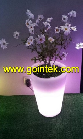 wedding decoration LED Large Flower Vase