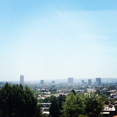 A view from Asia de Cuba in West Hollywood