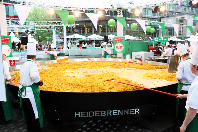 The Biggest Paella
