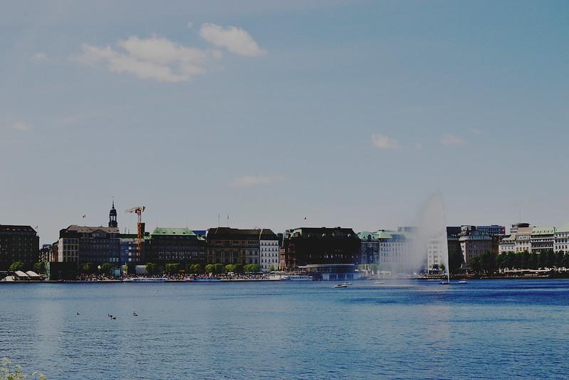 A Day in Hamburg